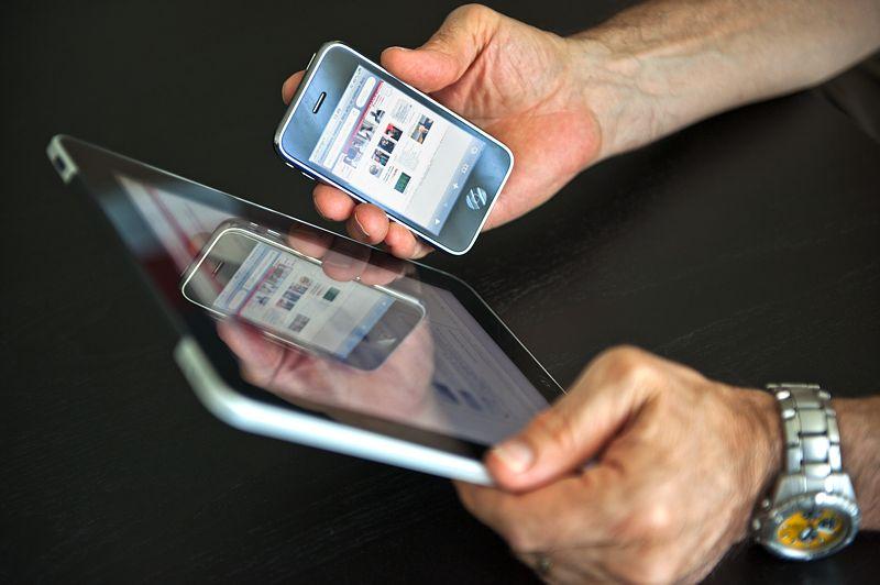 Le Cnam sur tablette numerique